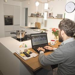 HomeOffice - Arbeiten von Zuhause aus